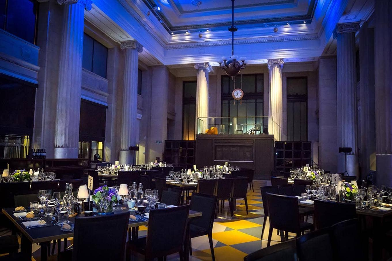 The Best You Gala Awards Dinner at The Banking Hall